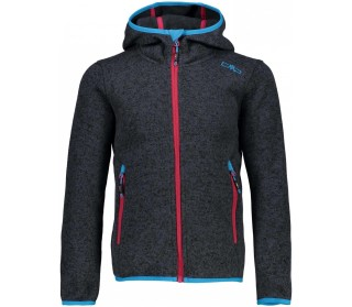CMP Fix Hood Junior Fleecejacke Børn