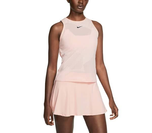 NIKE Court Damen Tennisshirt - 1