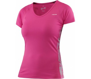 HEAD Vision Bee Basic Women Tennis Top
