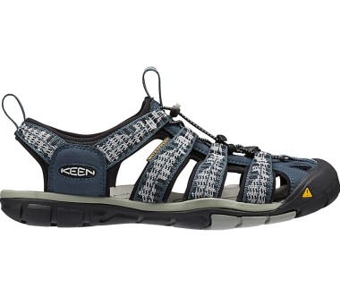 Keen - Clearwater CNX men's outdoor sandals (blue/grey)