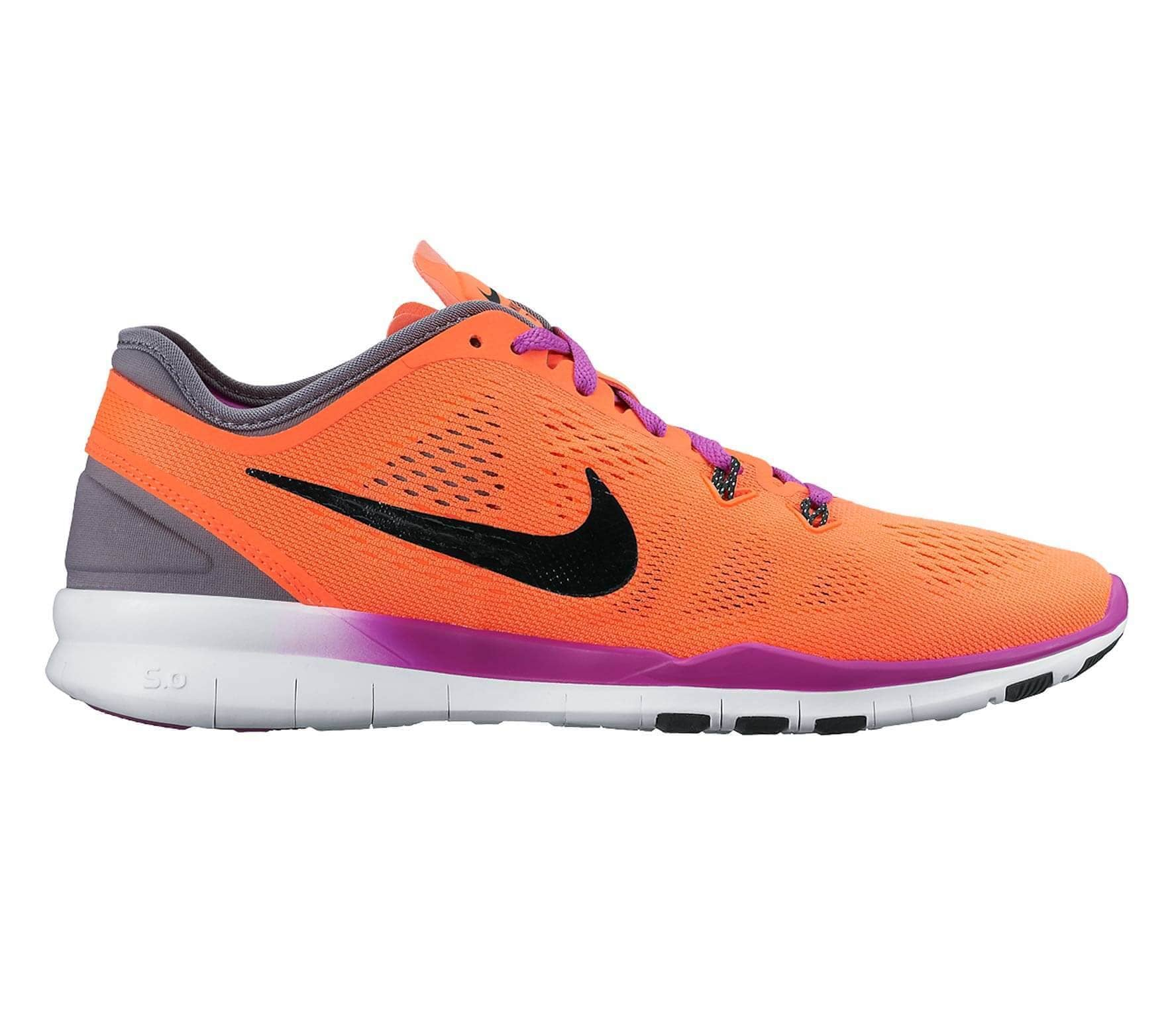 new product f1148 4b3d1 ... good nike free 5.0 tr fit 5 dam trainingschuh orange 444c6 4b231