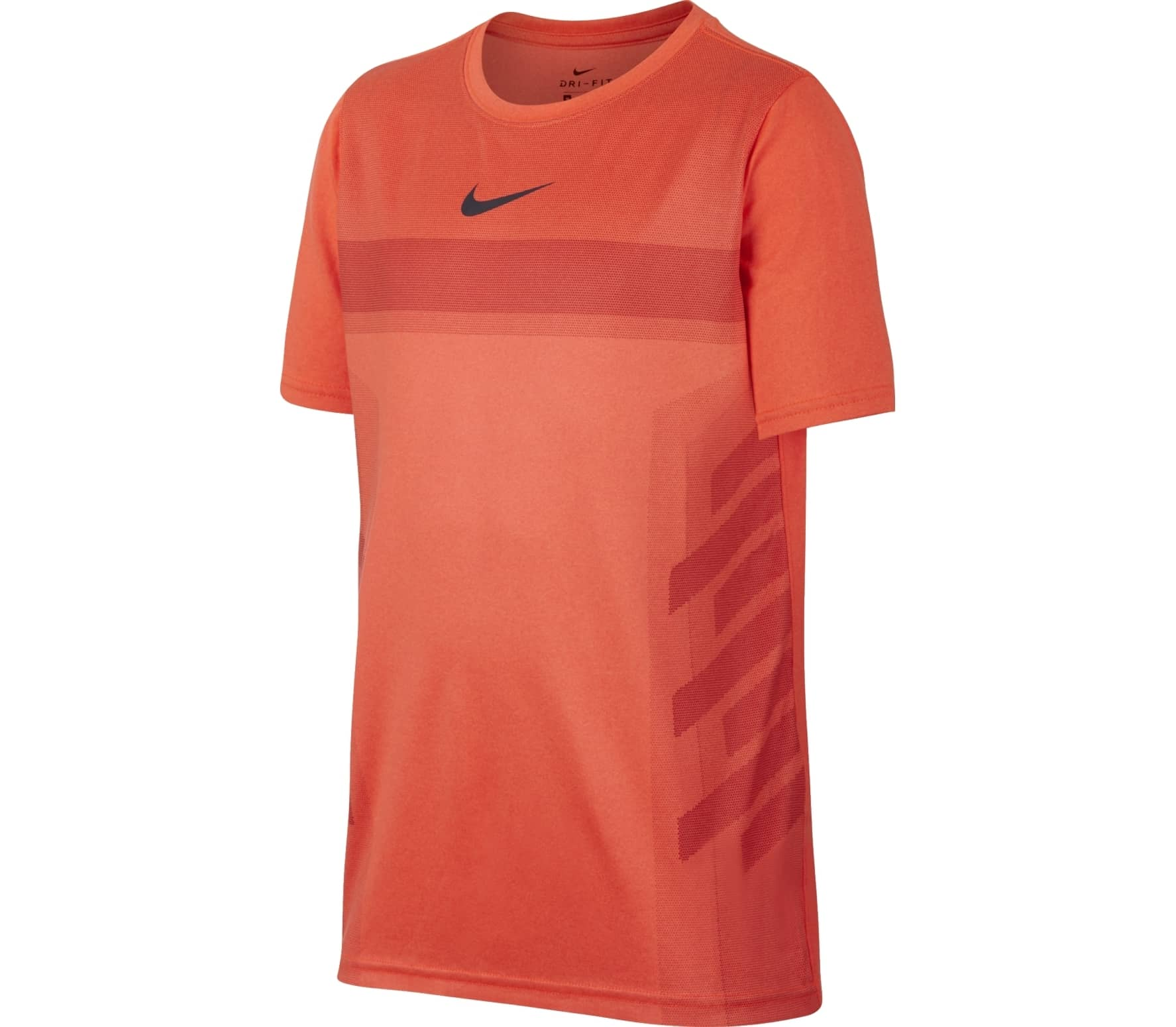 Nike Court Dry Rafa Junior Tennisshirt Enfants