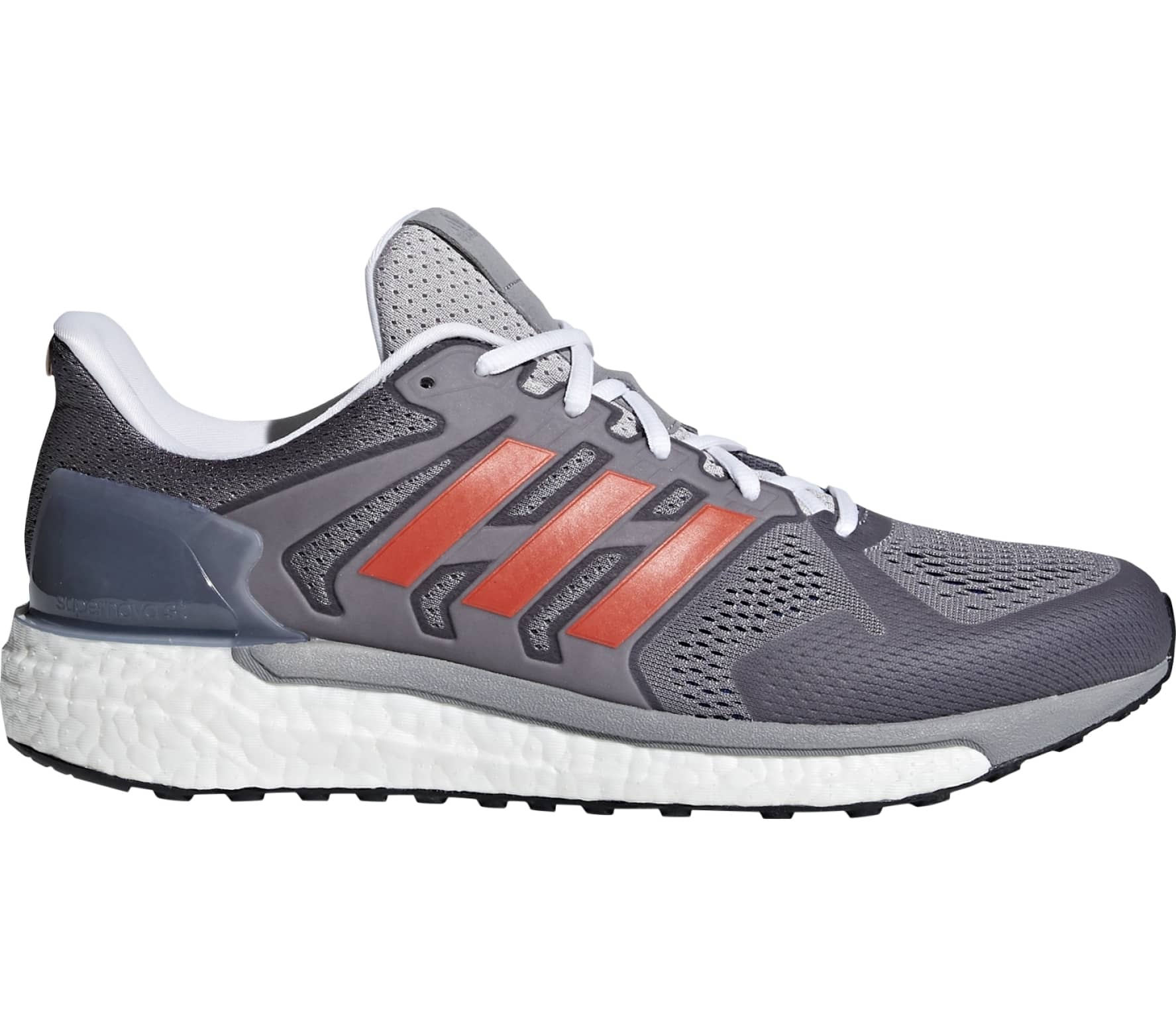 d726e8f53 Adidas - Supernova ST Aktiv men s running shoes (grey red) - buy it ...
