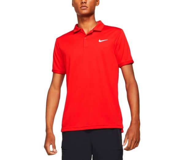 NIKE NikeCourt Dri-FIT Victory Heren Tennispolo - 1