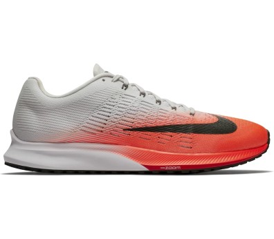 Nike - Air Zoom Elite 9 Herren Laufschuh (orange/grau)