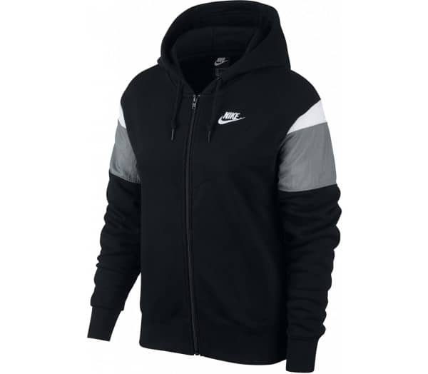 NIKE SPORTSWEAR Heritage Women Zip-up Sweatshirt - 1
