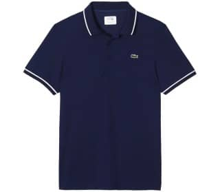 Chemise col Bord-Cotes Men Tennis Polo Shirt