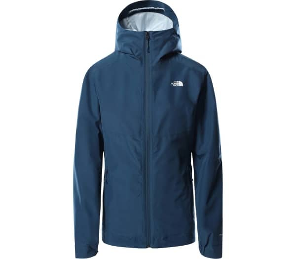THE NORTH FACE Hikesteller Damen Regenjacke - 1