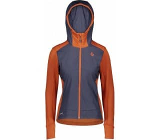 Explorair Ascent Polar Women Hybrid Jacket