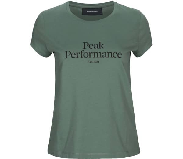 PEAK PERFORMANCE Original Tee Damen T-Shirt - 1