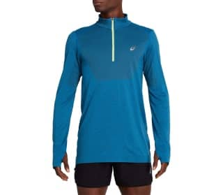ASICS Race Seamless 1/2 Zip Men Running Top