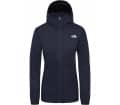 The North Face QUEST Donna Giacca impermeabile blu