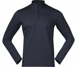 Bergans Stranda Half Zip Men Functional Long Sleeve