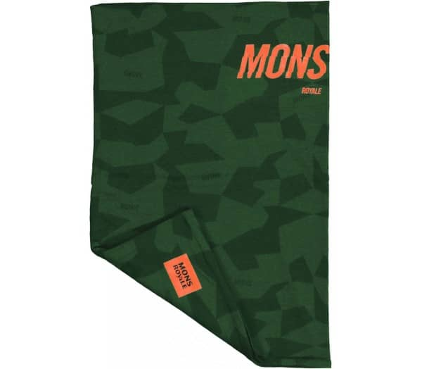 MONS ROYALE Double Up Neckwarmer - 1