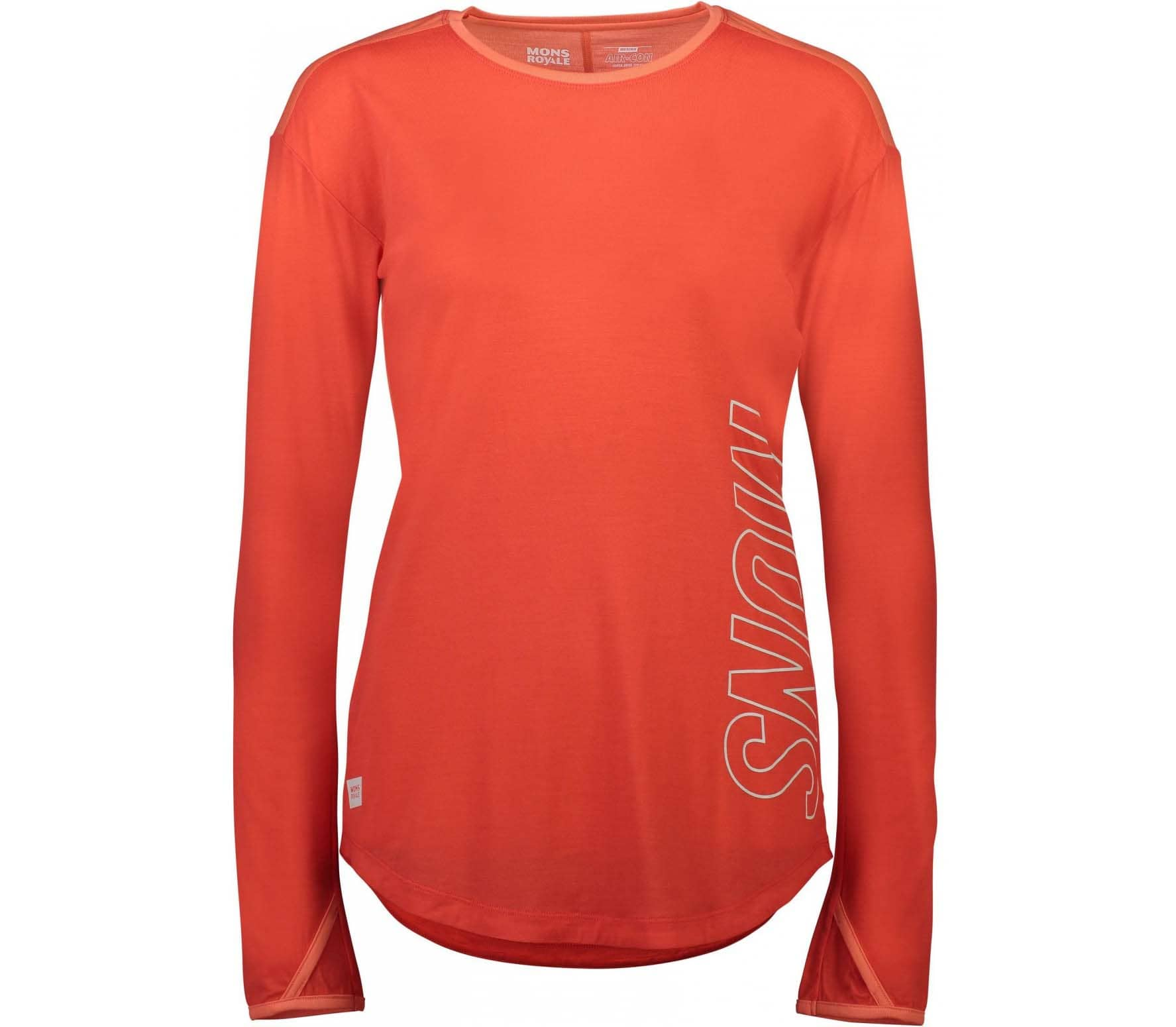 MTN X Women Long Sleeve