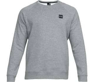 Under Armour Rival Fleece Hommes Pull polaire gris