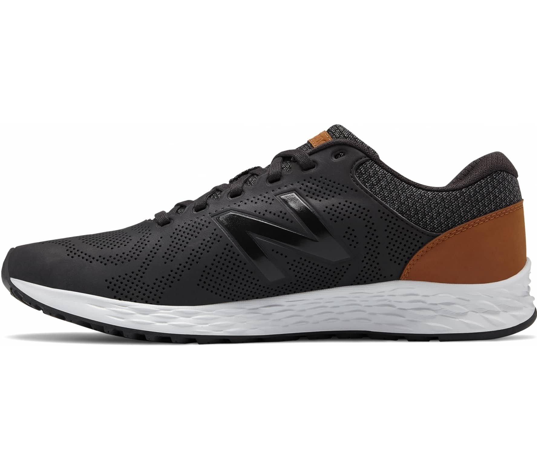 new style 39bfb ae5b8 New Balance - Arishi LUX men's running shoes (black)