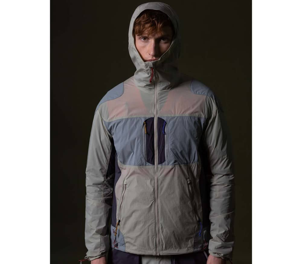 X Ben Gorham Wind Jacket