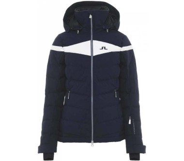 J.Lindeberg - Crillon Down 2L women's skis jacket (blue)