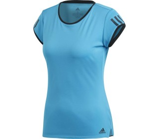 adidas das Club 3 Stripes Women Tennis Top
