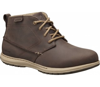 Davenport Chukka Waterproof Leather Mænd