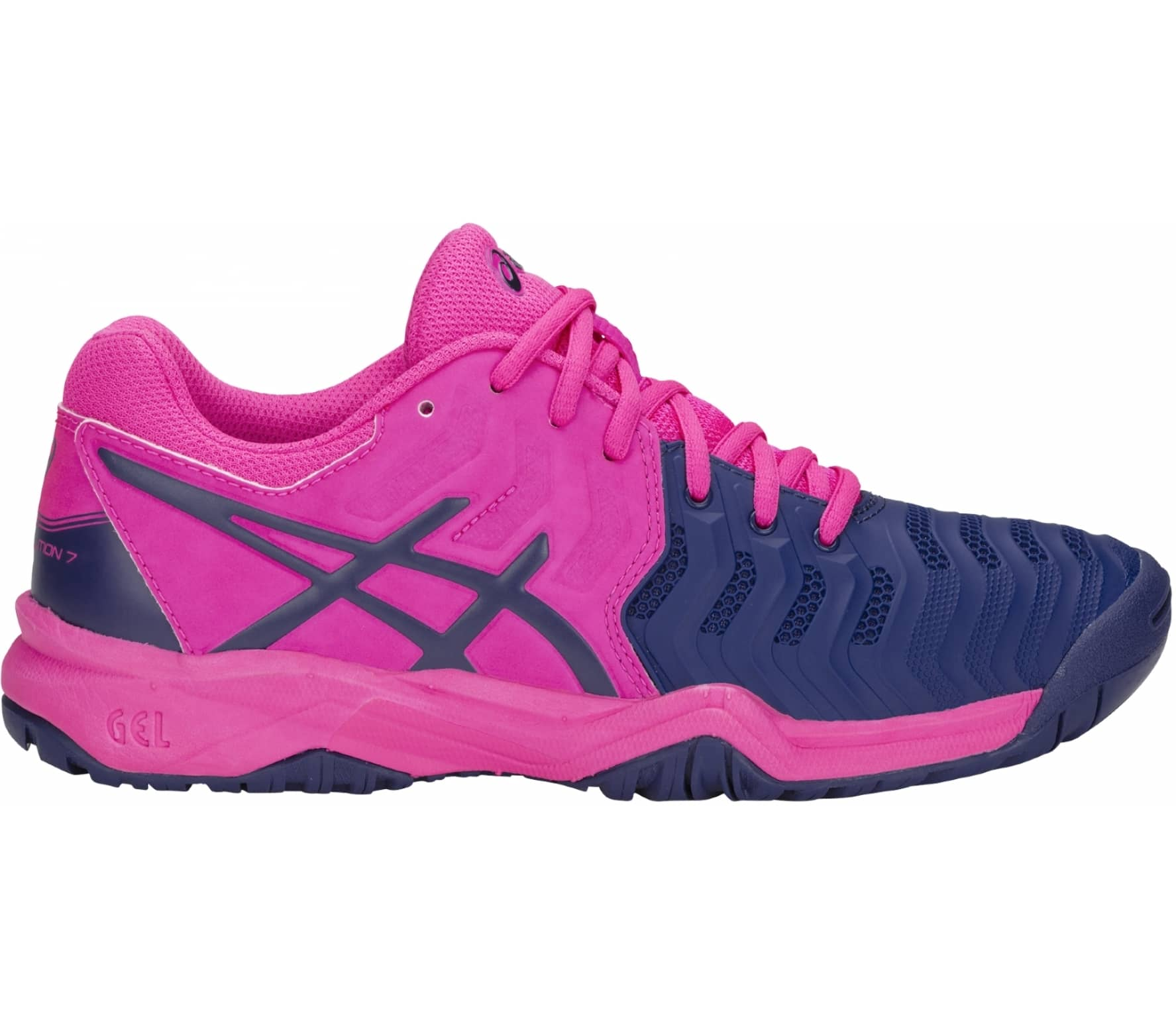 Gel-Resolution 7 Junior Tennisschuh Enfants