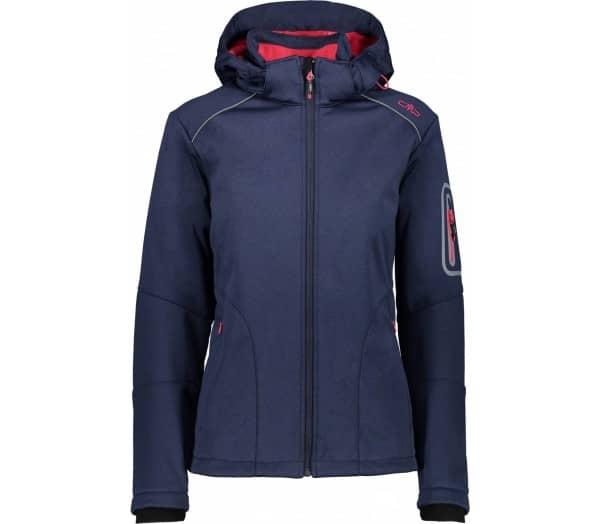 CMP Zip Hood Women Jacket - 1
