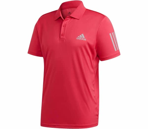 ADIDAS Club 3-Streifen Men Tennis Polo Shirt - 1