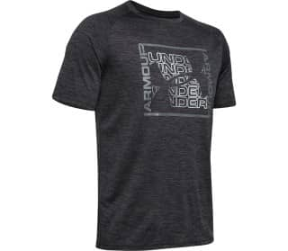 Tech Graphic SS Herren Trainingsshirt