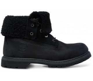 Authentics Teddy Fleece WP Fold-Down Women Winter Shoes