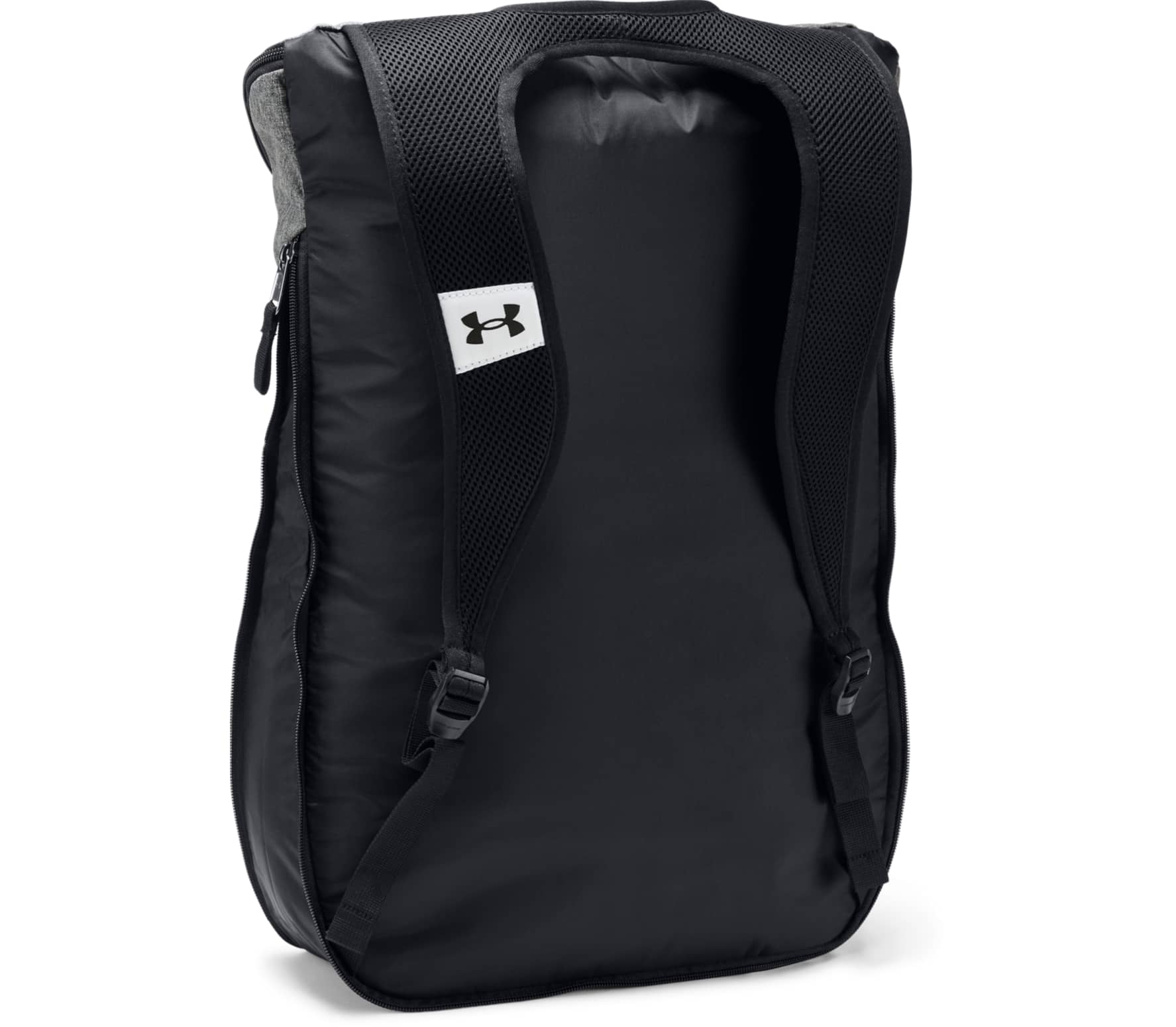 Under Armour - Expandable Sackpack Trainingsrucksack (grau/schwarz)