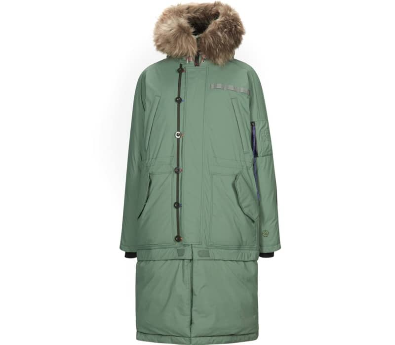 X Ben Gorham GORE-TEX Men Coat
