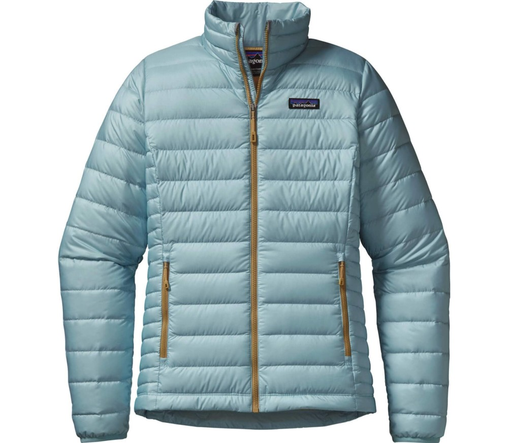 Patagonia Down Sweater Womens Down Jacket Light Blue Buy It