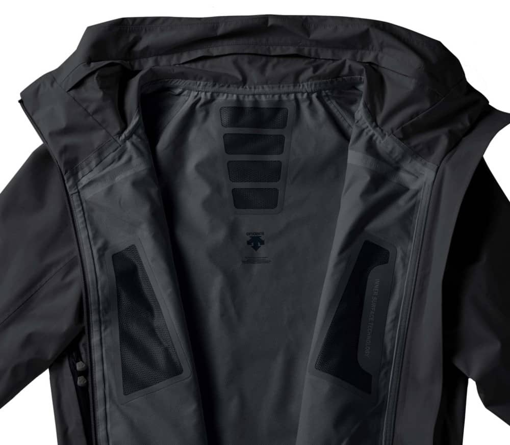 Inner Surface Technology All Weather Parka