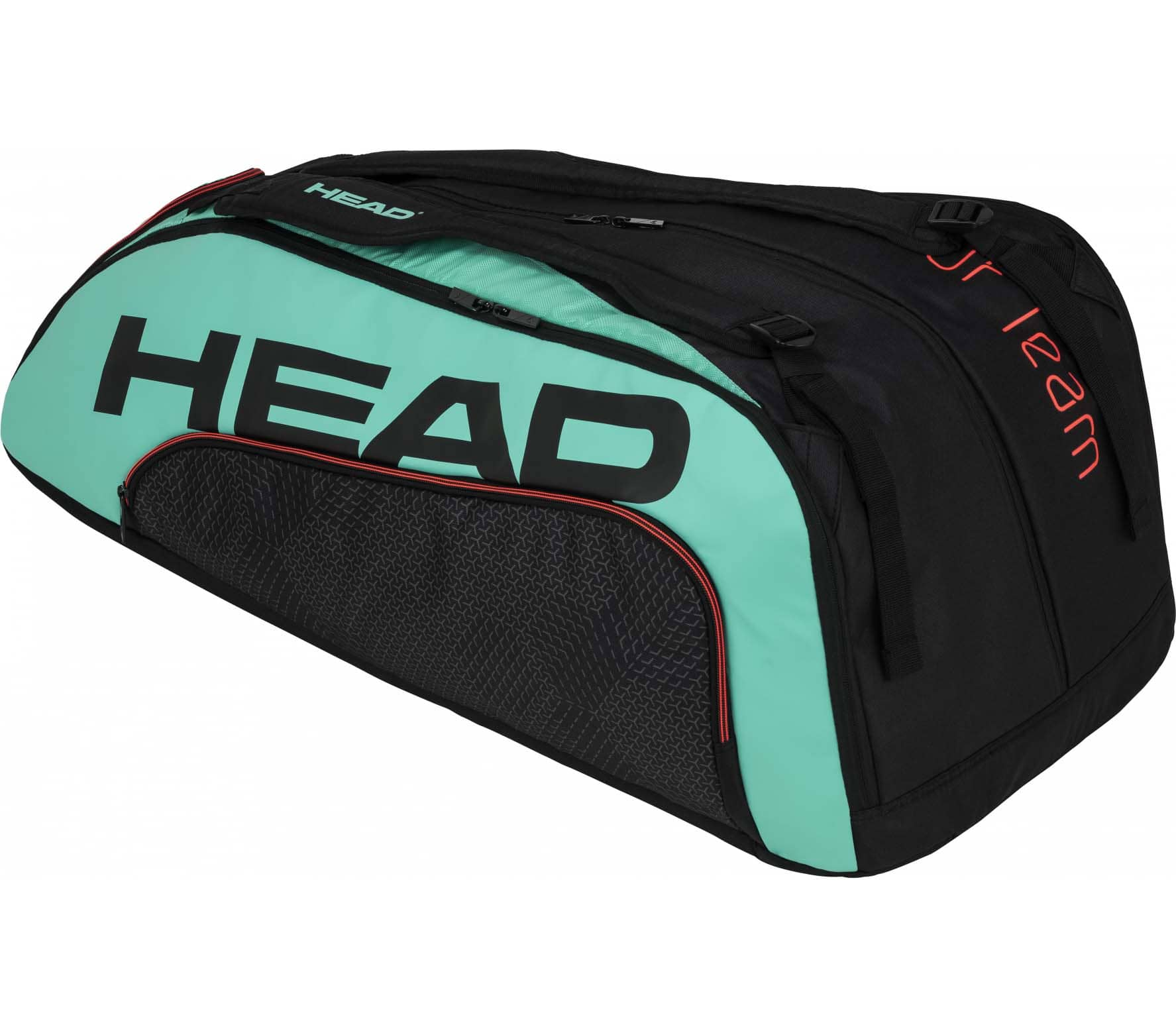 Head Tour Team 12R Monstercombi Unisex Tennis Bag black