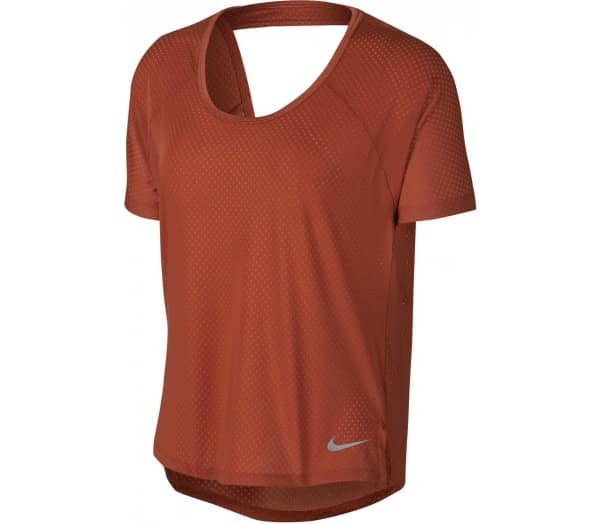 NIKE Breathe Miler Women Training Top - 1