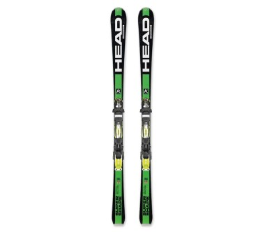 Head - iSupershape Magnum SW TFB incl. PR 11 ABS BR.85 ski with binding (green)