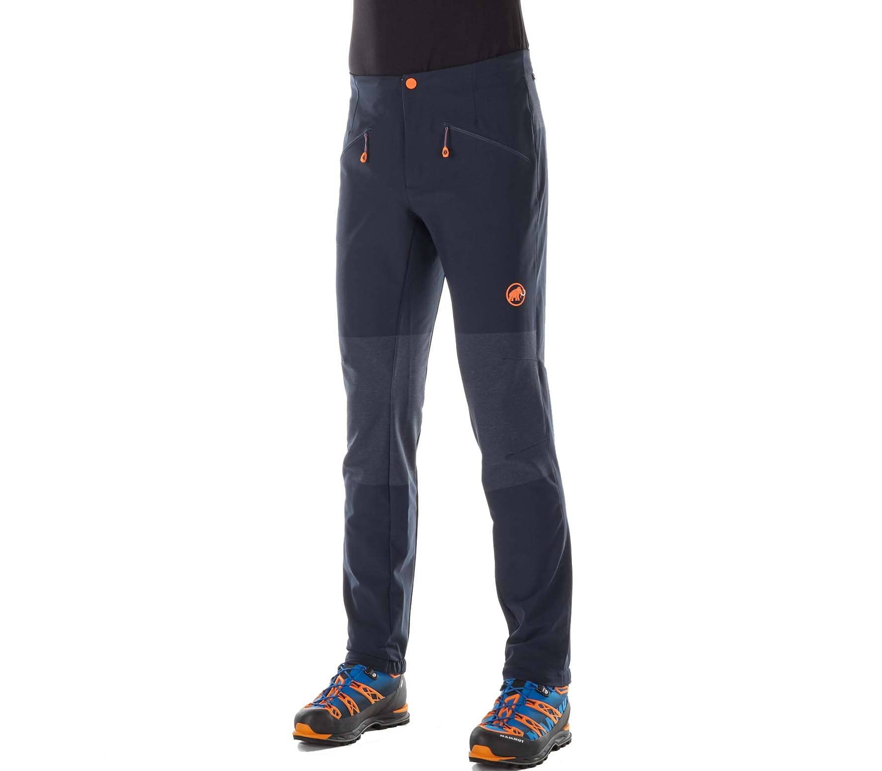 sports shoes c7ce4 d3723 Mammut Eiger Extreme Eisfeld Light Men Softshell Trousers blue