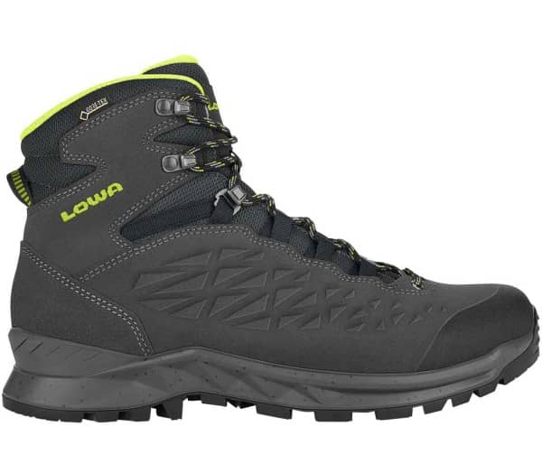 LOWA Explorer GORE-TEX Mid Men Hiking Boots - 1