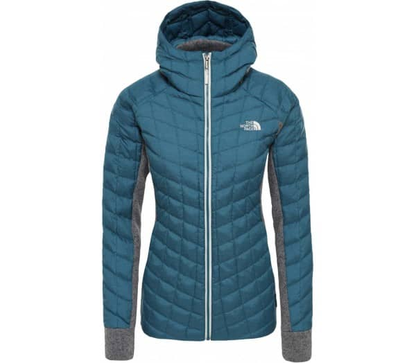 THE NORTH FACE THB HYBRID GL Kvinder Isoleringjakke - 1