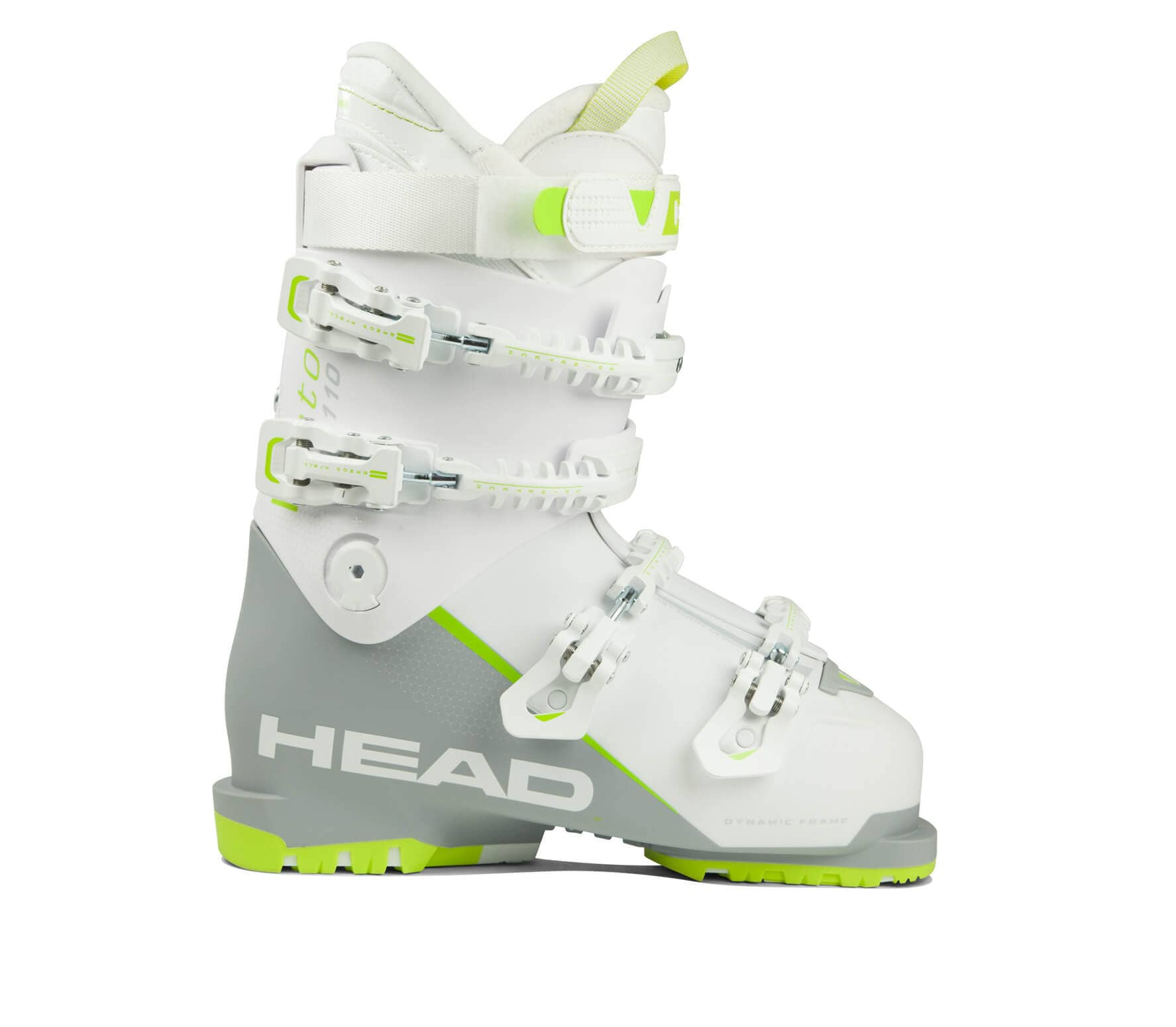 089b9965a46 Head - Vector Evo 110 women's ski boots 15/16 (white/green) - buy it ...