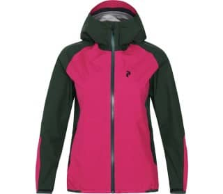 Peak Performance Pac Jacket Women Hardshell Jacket