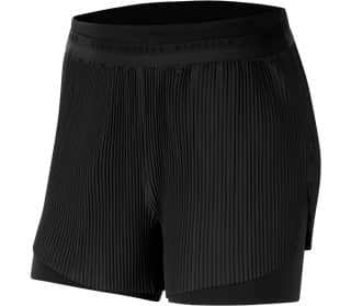 Nike Run DVN 3 in 1 Damen Laufshorts