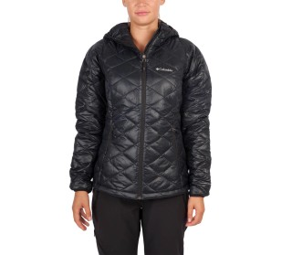 Columbia Trask Mountain 650 Turbodown Hooded Donna Giubbino Invernale