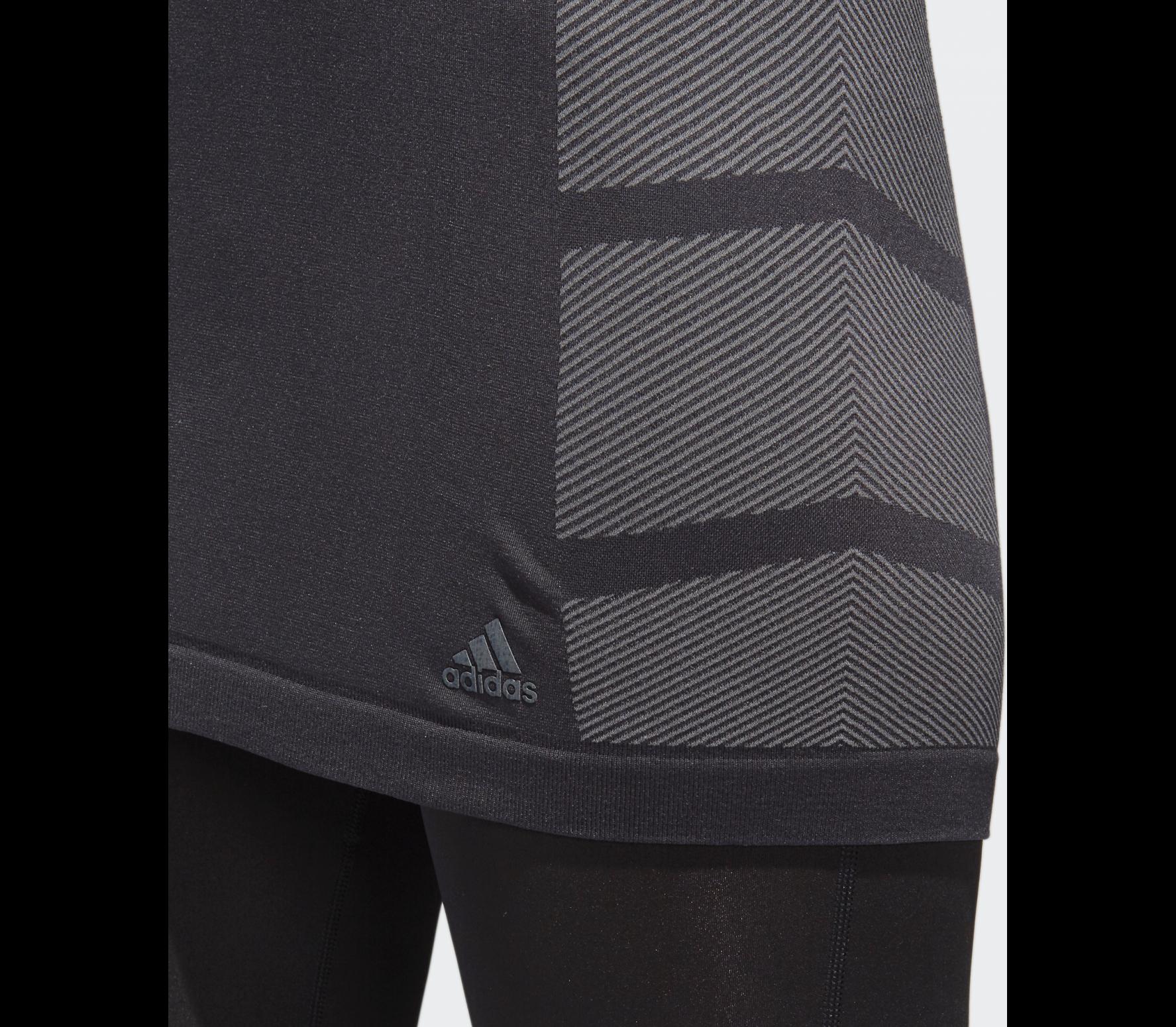 adidas Performance - Cru Femmes chemise de course (noir)