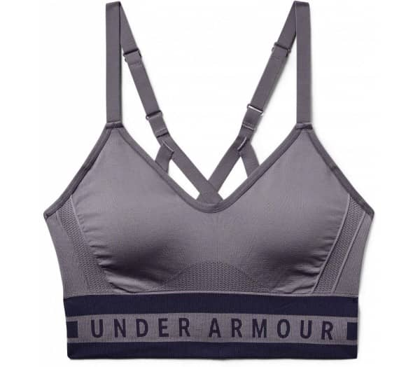 UNDER ARMOUR Seamless Longline Women Sports Bra - 1