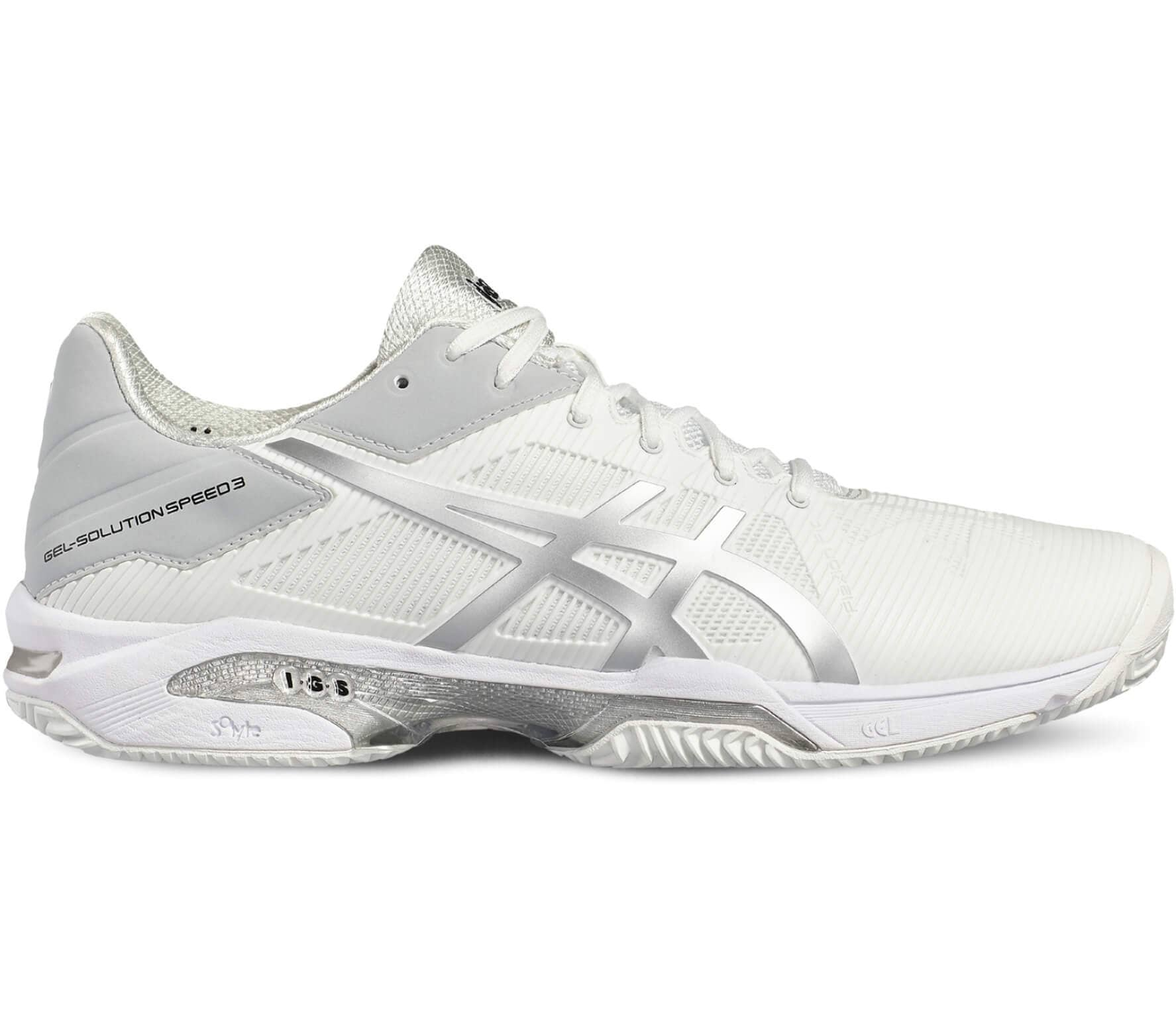 asic gel solution speed 3 clay