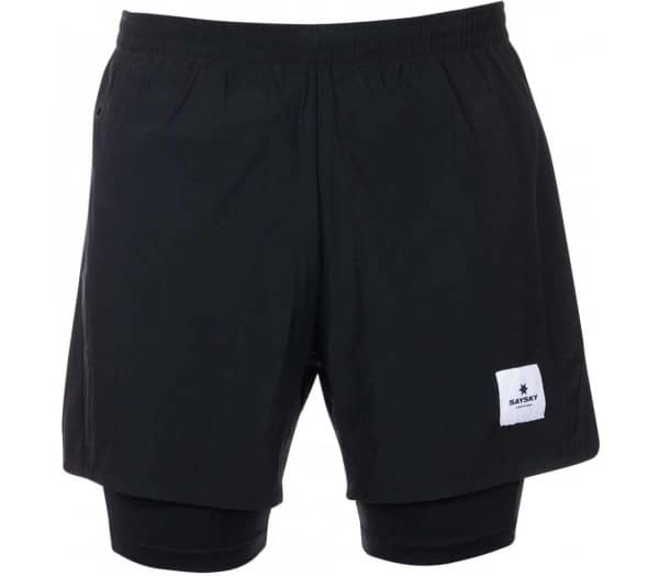 SAYSKY 2 in 1 Pace Men Running Shorts - 1