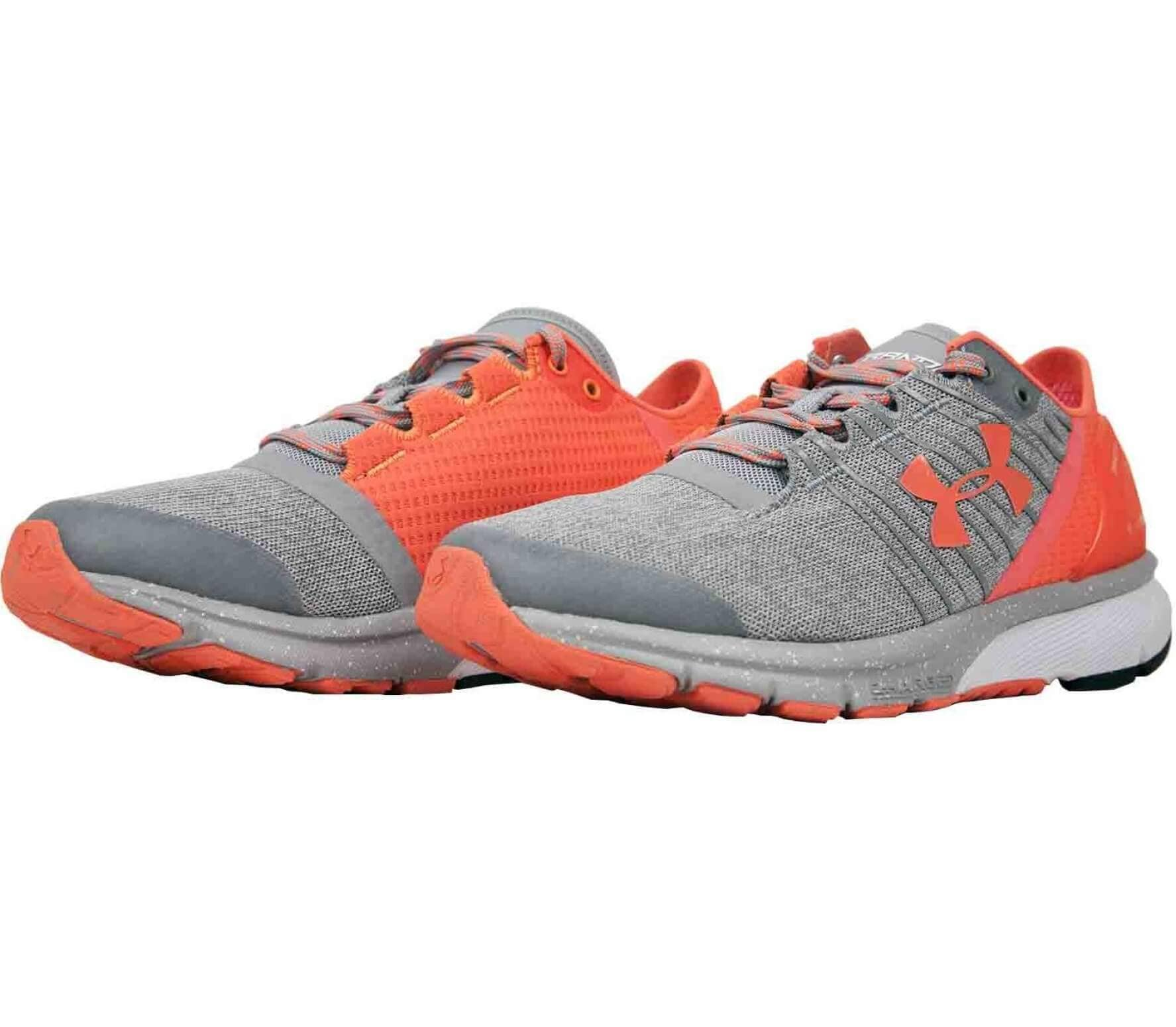 timeless design 1900f d73db Under Armour Charged Bandit 2 Women silver