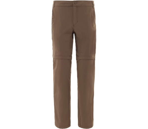 THE NORTH FACE Exploration Convertible Women Zip-off Trekking Trousers - 1